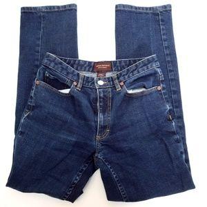 Banana Republic Dark Wash Stretch Jeans Sz 6